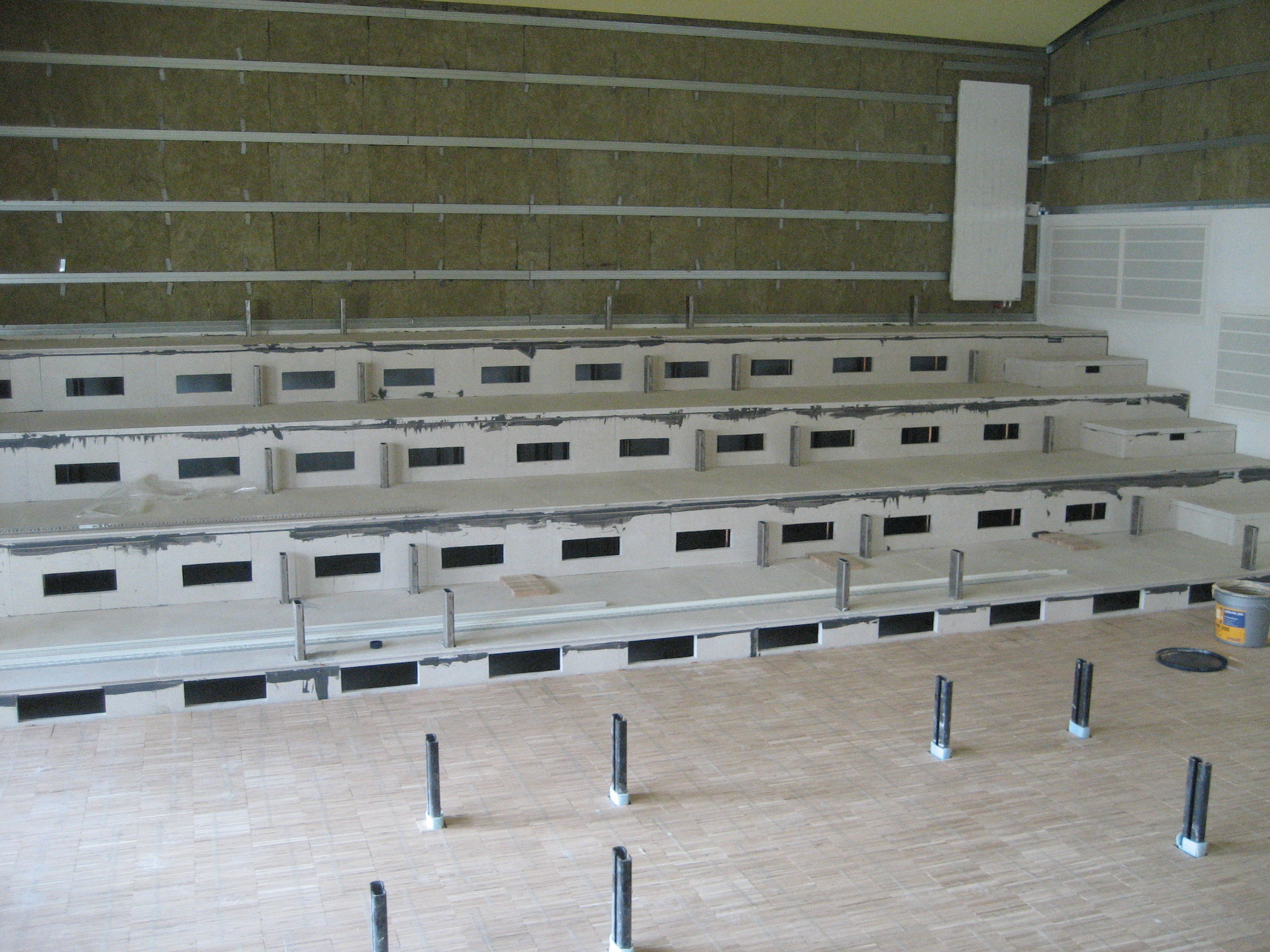 Fußboden Leipzig ~ Hörsaal uni leipzig der fußbodenspezialist in und um