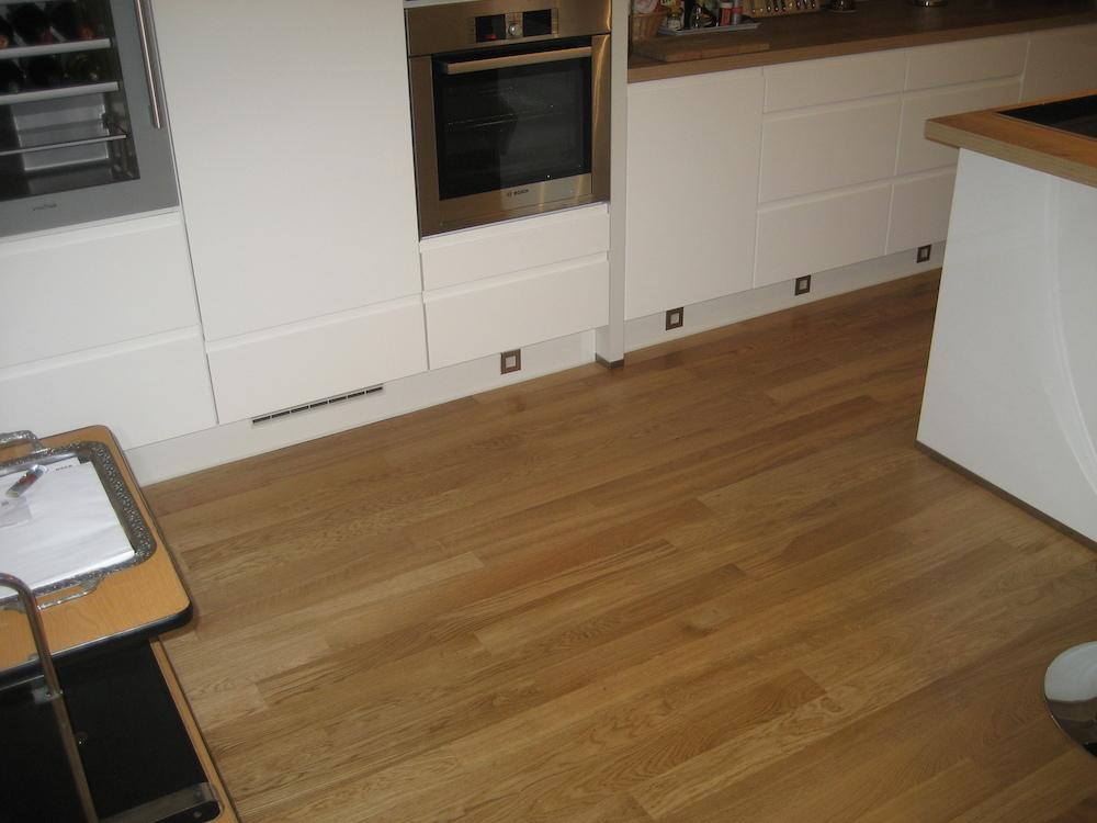 Schiffsboden (auch) In Einer Küche